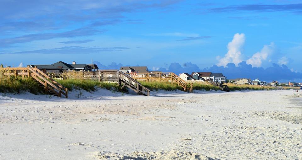 Playa de Carolina del Sur