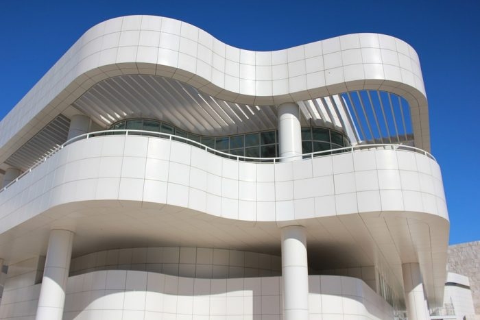 Edificio de Getty Center