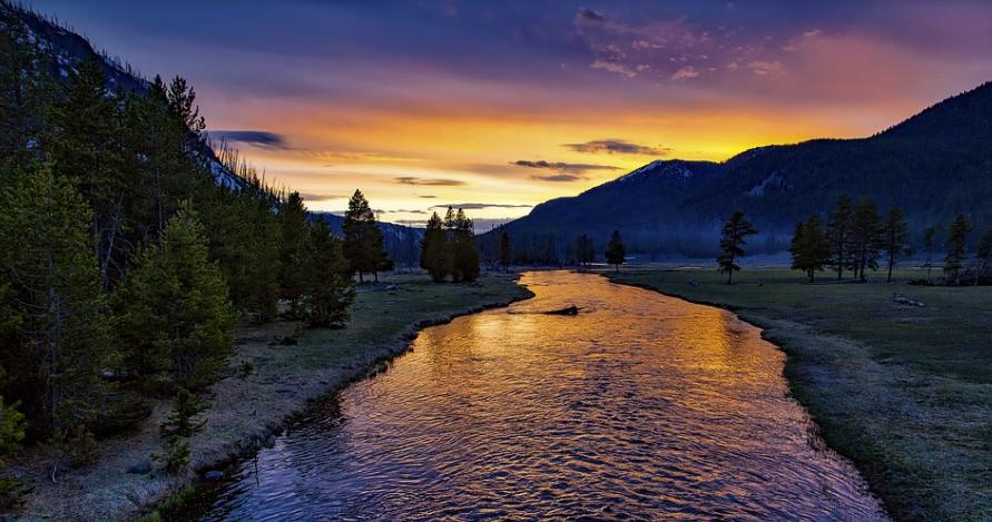 Parque Nacional de EEUU