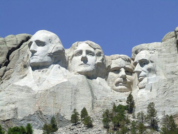 Monte de los presidentes