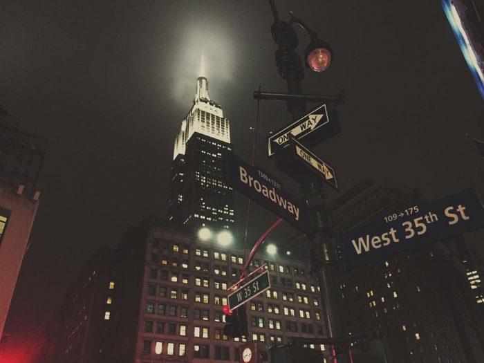 Ciudad e New York