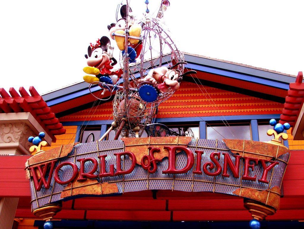 Parque de Disney Word