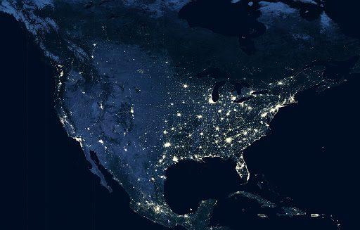 EEUU e américa esta