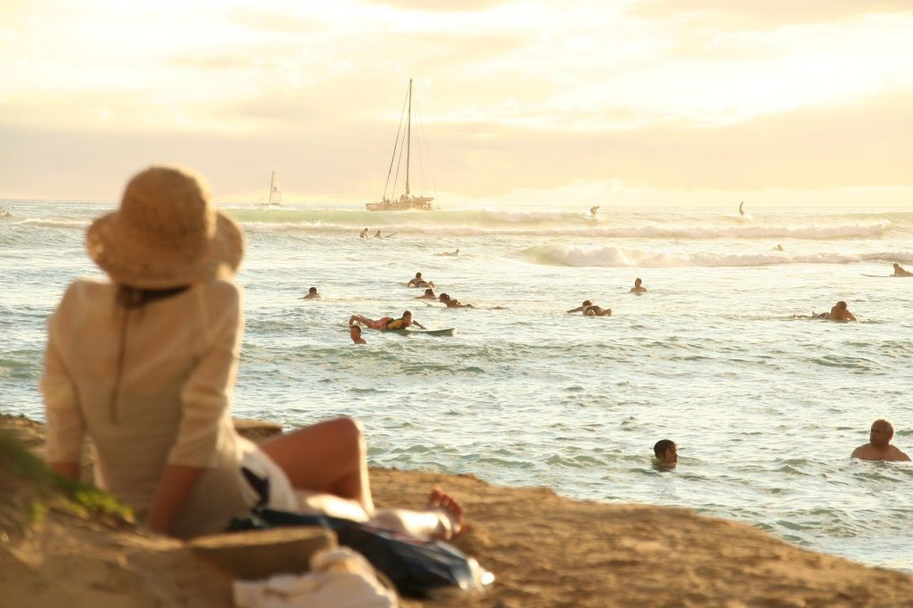 viajar a hawaii, ESTA visa