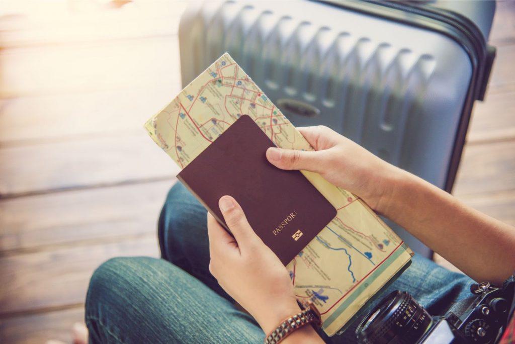 variedad de pasaportes en el mundo, ESTA visa