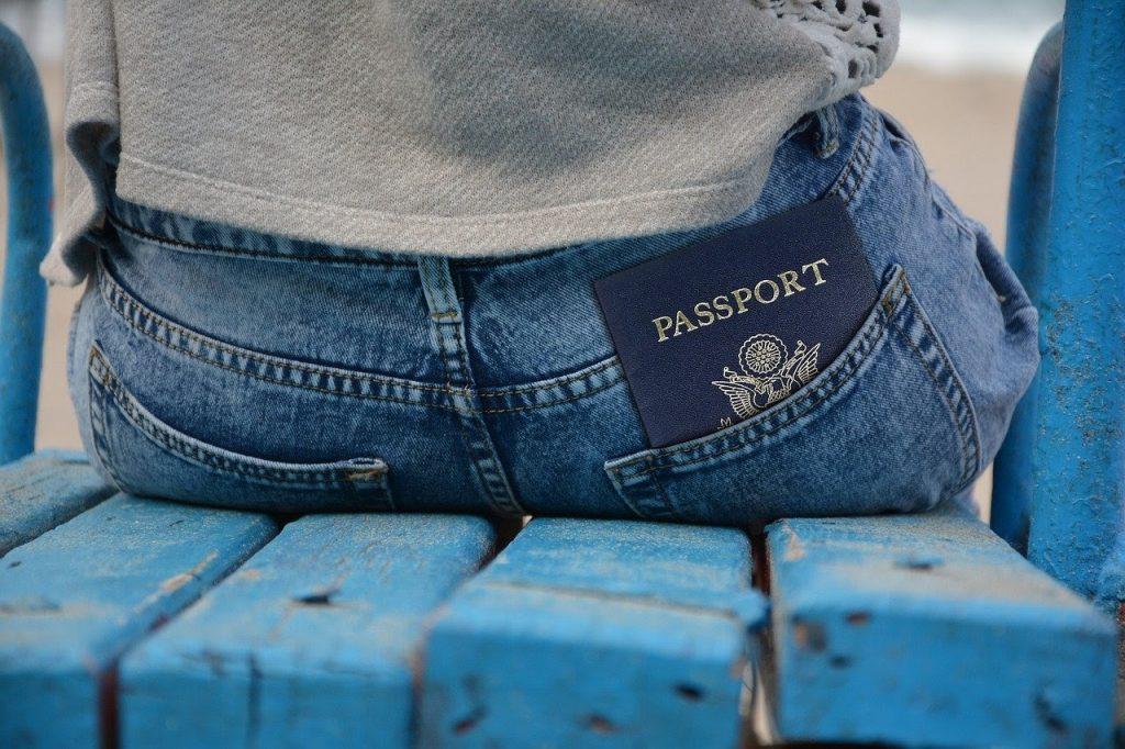 tipos de pasaportes, ESTA visa