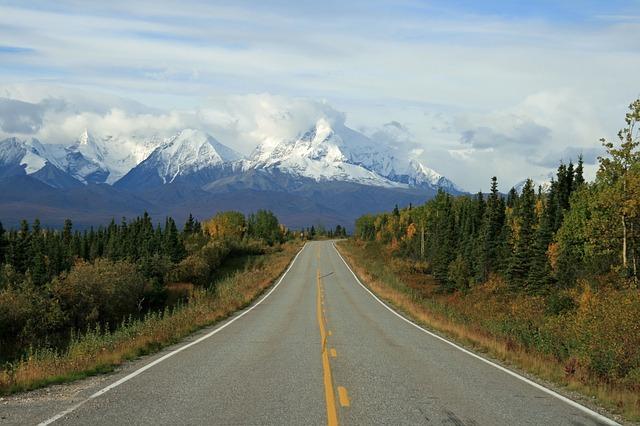 montañas de alazca/ ESTA visa