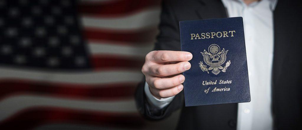 viaje a estados unidos con la ESTA VISA